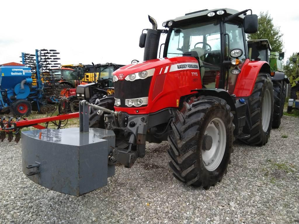 Massey Ferguson 7715, Traktorid, Põllumajandus