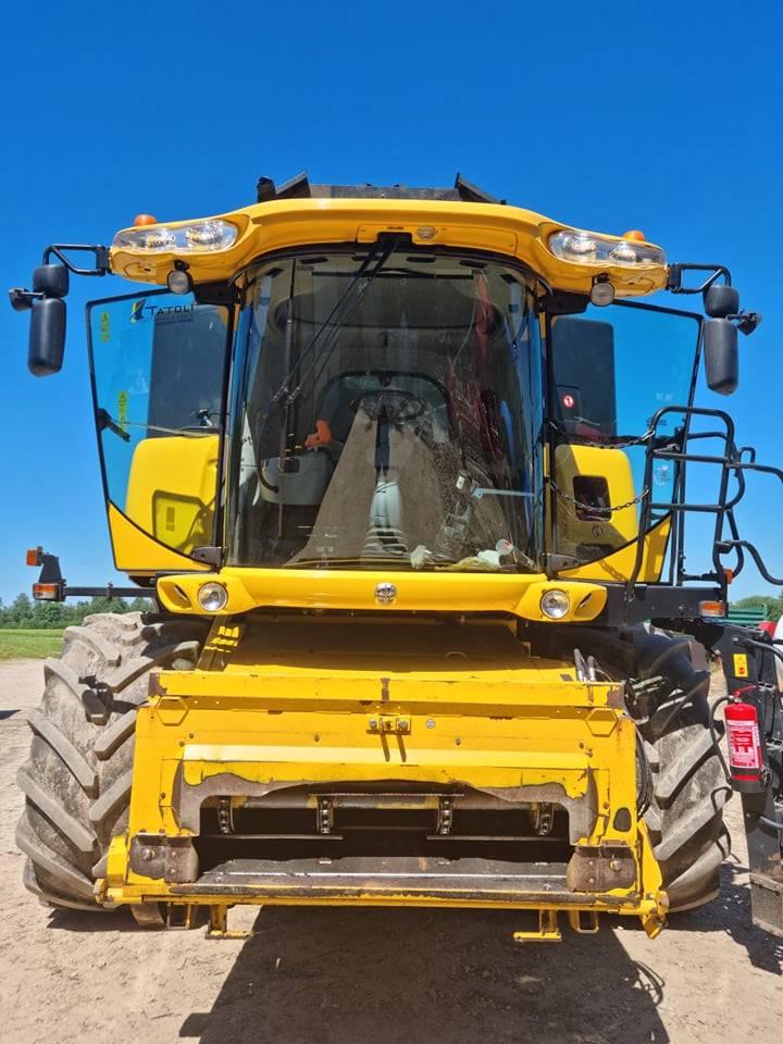 New Holland CX 8080 Elevation, Kombainid, Põllumajandus