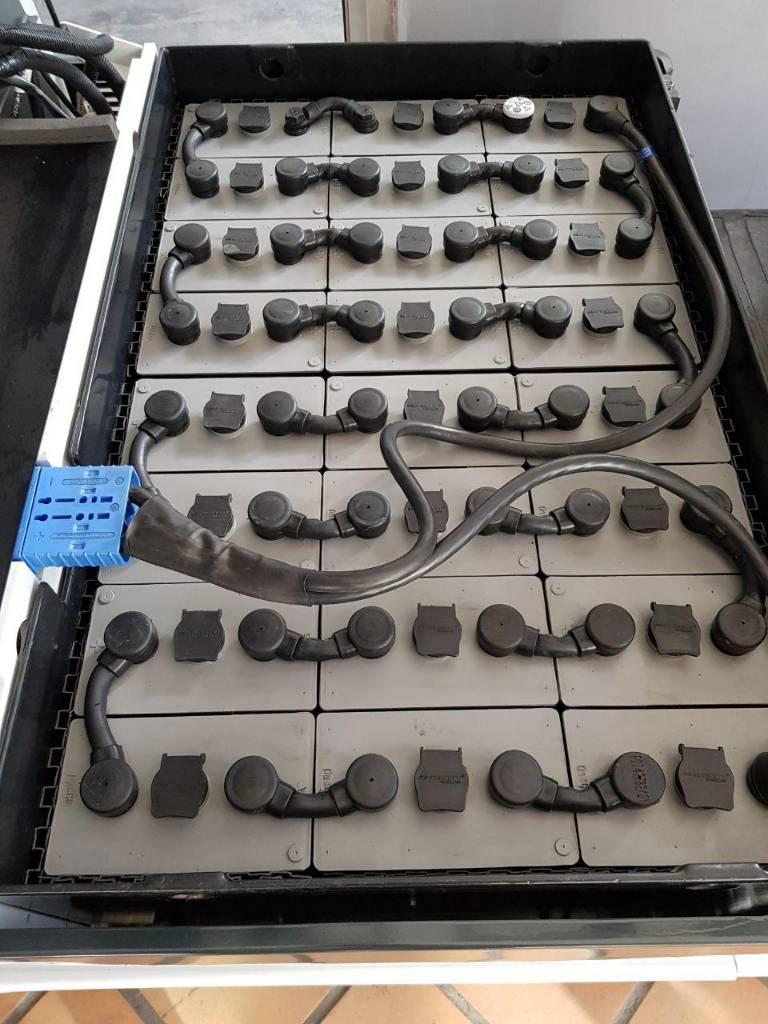 Nissan AG1N1L16Q, Carretillas eléctricas, Almacenaje