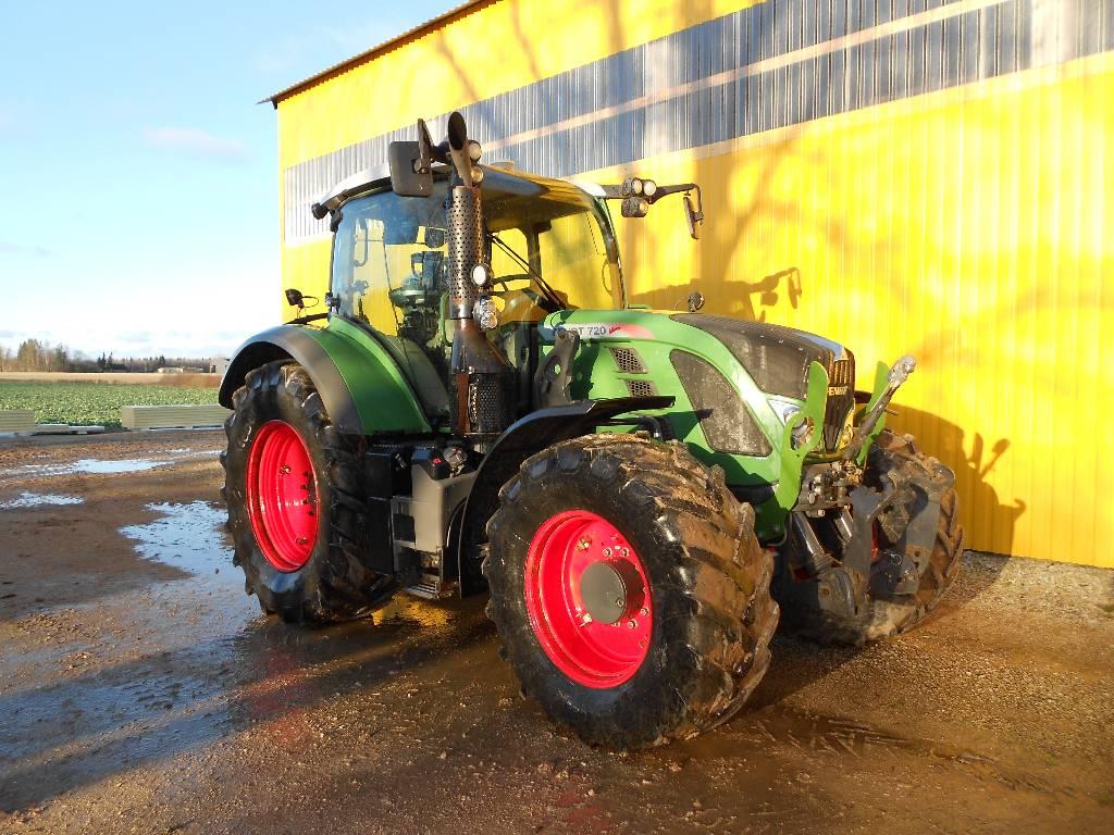 Fendt 720 Vario Profi, Traktorid, Põllumajandus