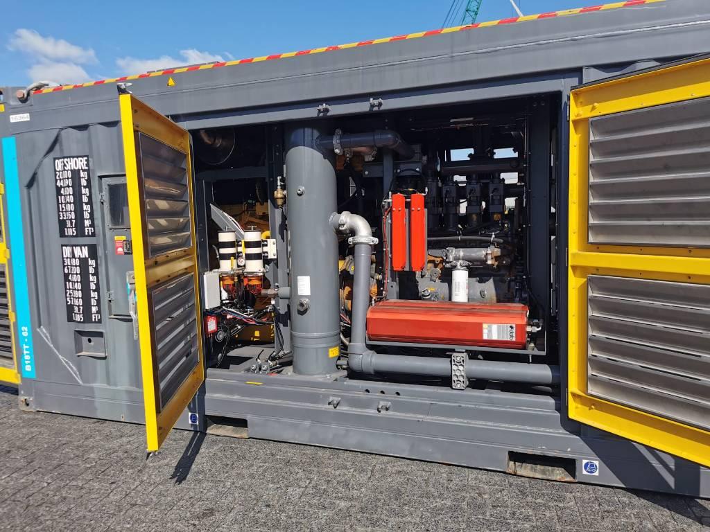 Atlas Copco B18TT-62-3000, Compressors, Construction
