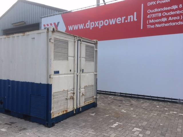 [Other] Container 10 FT, Anders, Bouw