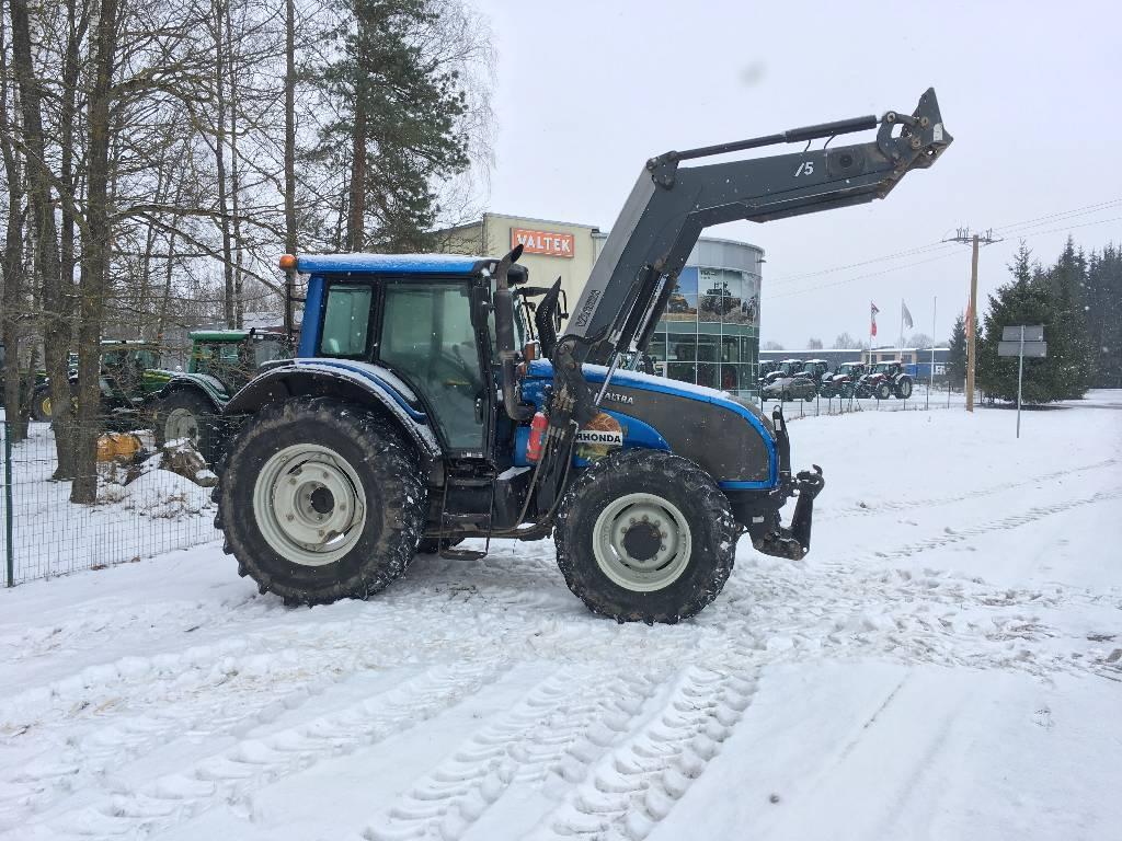 Valtra T171C, Traktori, Lauksaimniecība