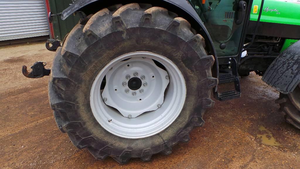Deutz-Fahr AGROPLUS 410, Tractors, Agriculture