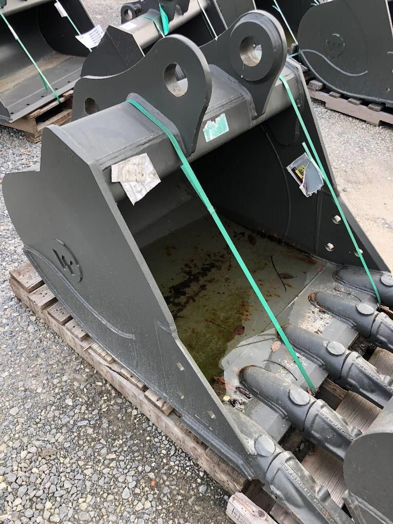 """Werk Brau 42"""" Excavator Bucket, Wheel Excavator Attachments, Products"""
