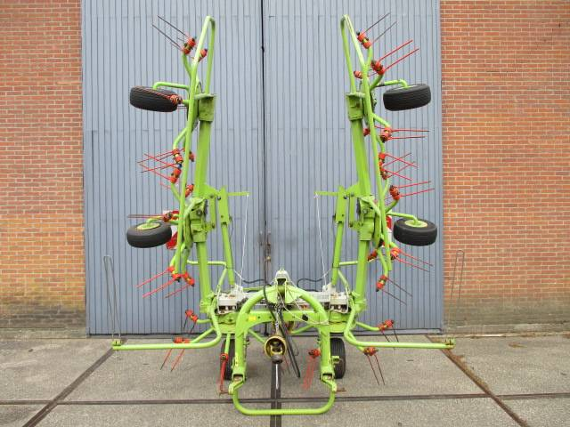 CLAAS Volto 670, Rakes and tedders, Agriculture