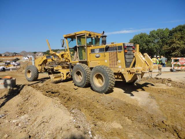 Caterpillar 140h For Sale Dallas Tx Price 90 000 Year