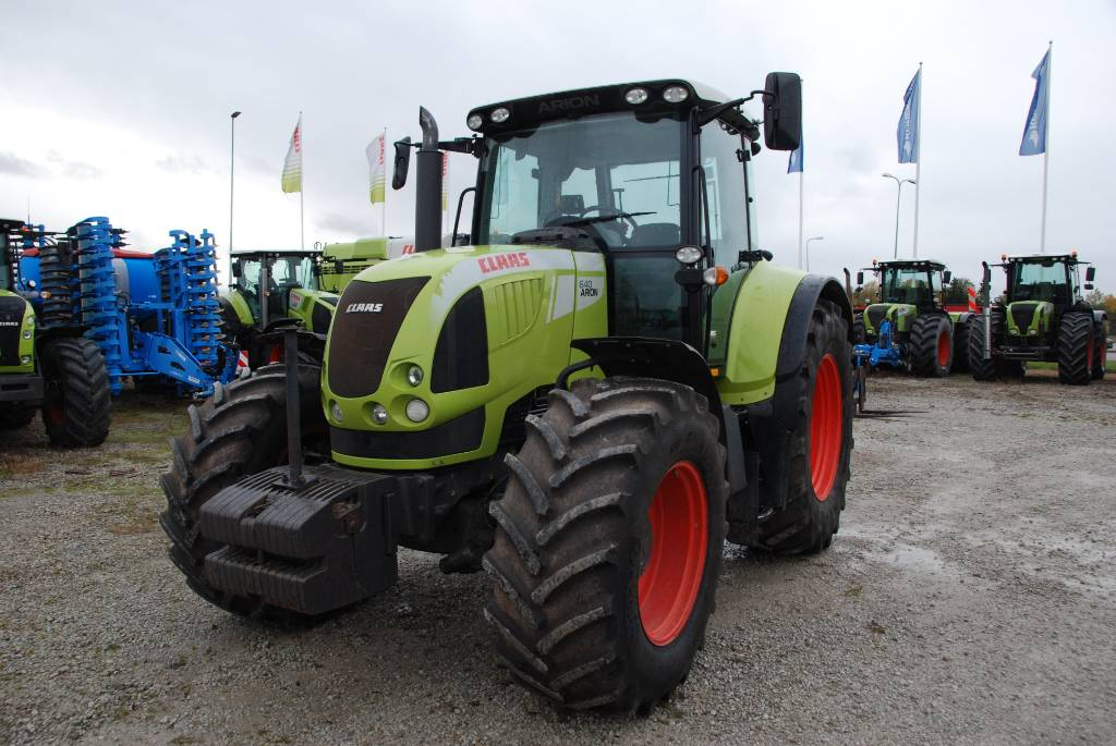 CLAAS Arion 640 Cebis, Tractors, Agriculture