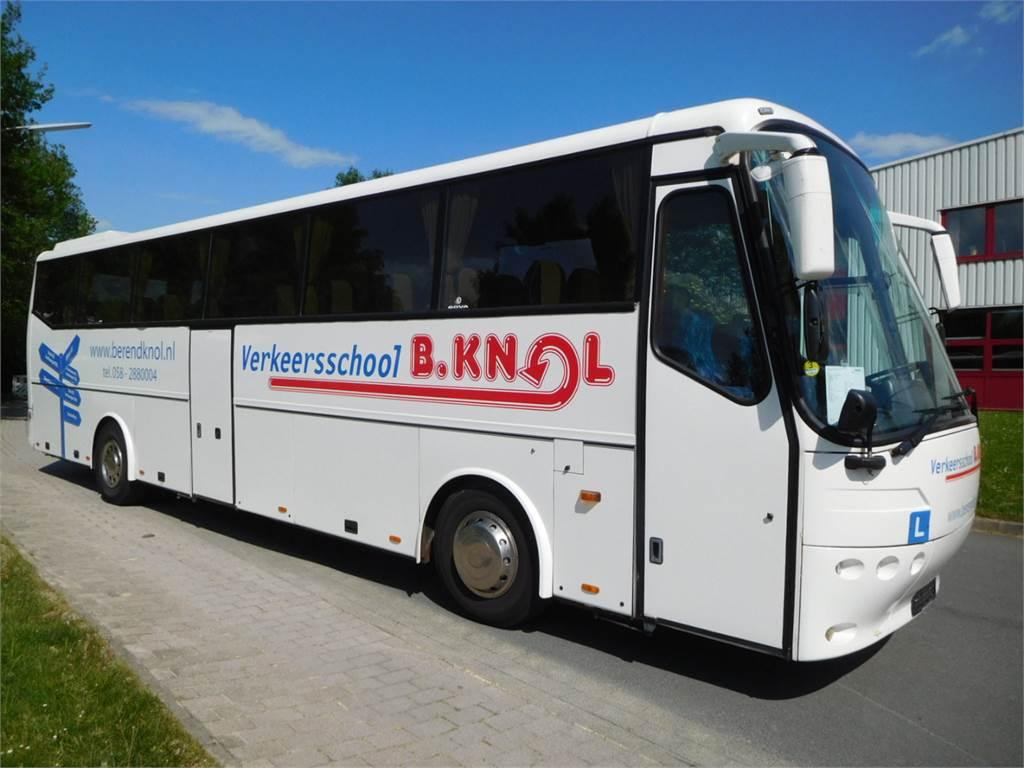 VDL Bova Futura FHD 12-380, Autobus da turismo, Trasporto