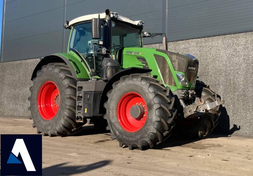 Fendt 826 Vario, Tractors, Agriculture