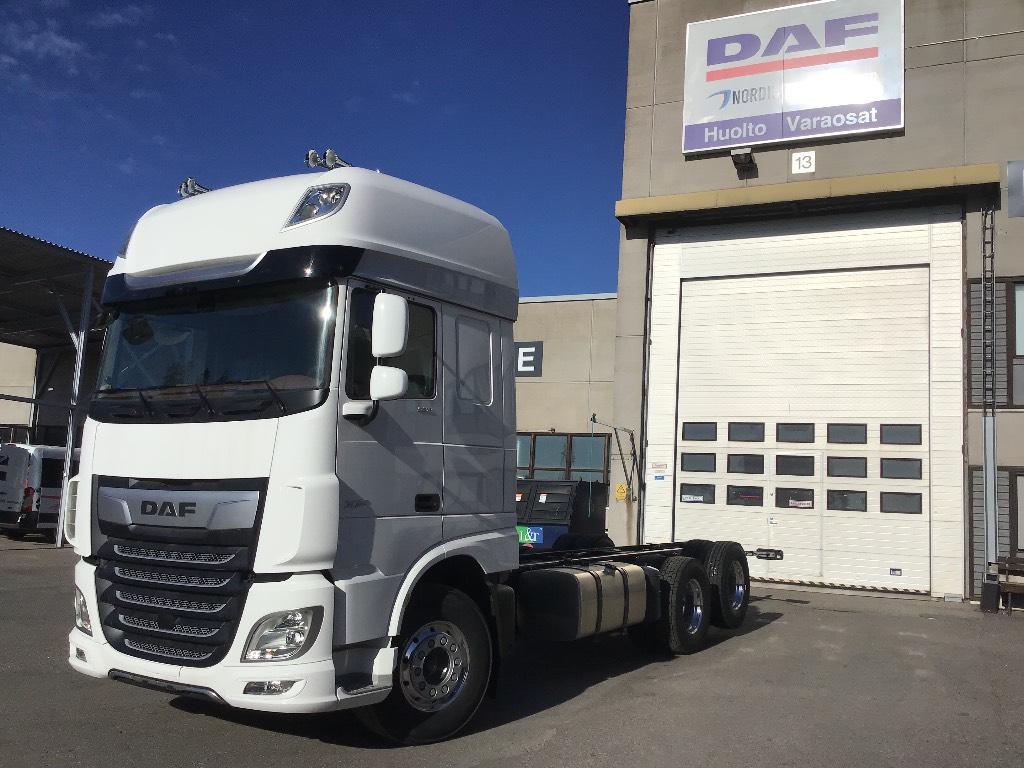 DAF XF 530 FAS *3 v Takuu*, Cab & Chassis Trucks, Trucks and Trailers