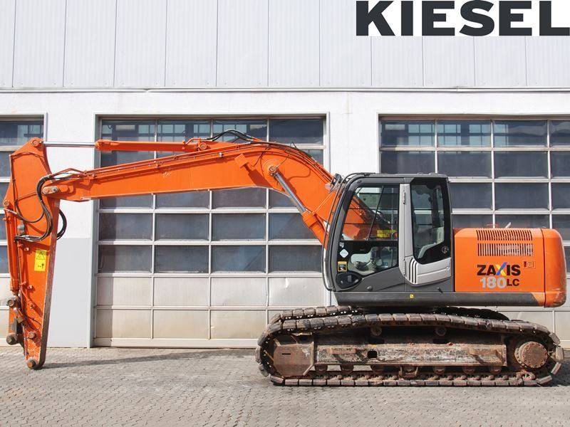 Hitachi ZX 180 LC-3, Crawler Excavators, Construction Equipment