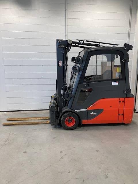Linde E20L/386-02, Electric forklift trucks, Material Handling