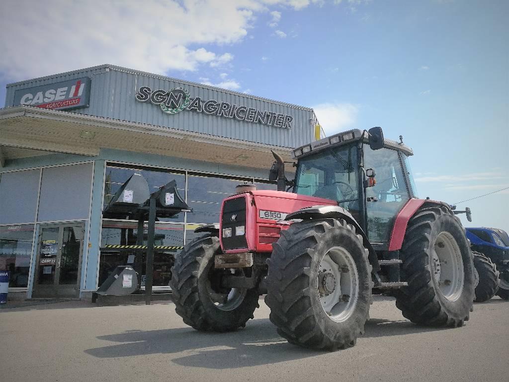 Massey Ferguson 6160, Traktorit, Maatalous
