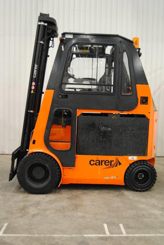 Carer Z40NR, Elmotviktstruckar, Materialhantering