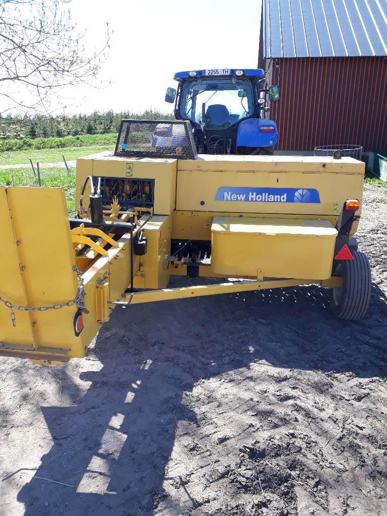 New Holland BC5070, Heinapressid, Põllumajandus