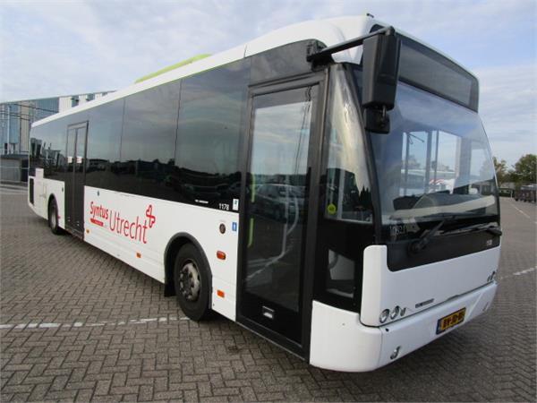 VDL Ambassador 200, Public transport, Transportation