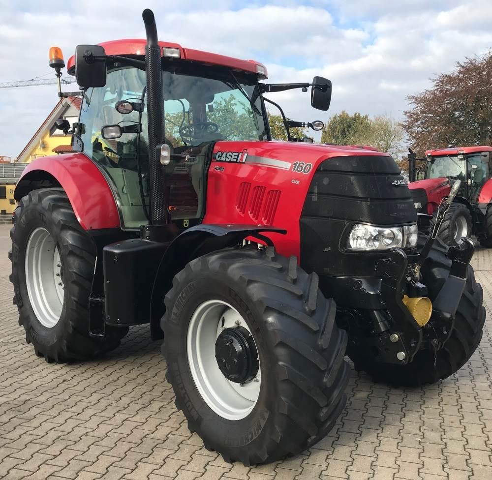 Case IH PUMA CVX 160 Allrad Traktor