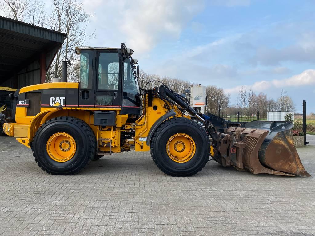 Caterpillar 924 G top condition, Wheel loaders, Construction