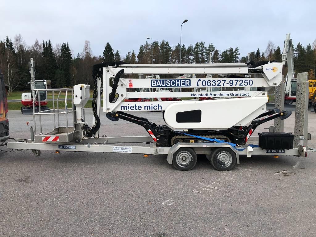 Oil & Steel (98E ja sähkö) Octopussy 1800 EVO +traileri, Kuukulkijat, Maarakennus