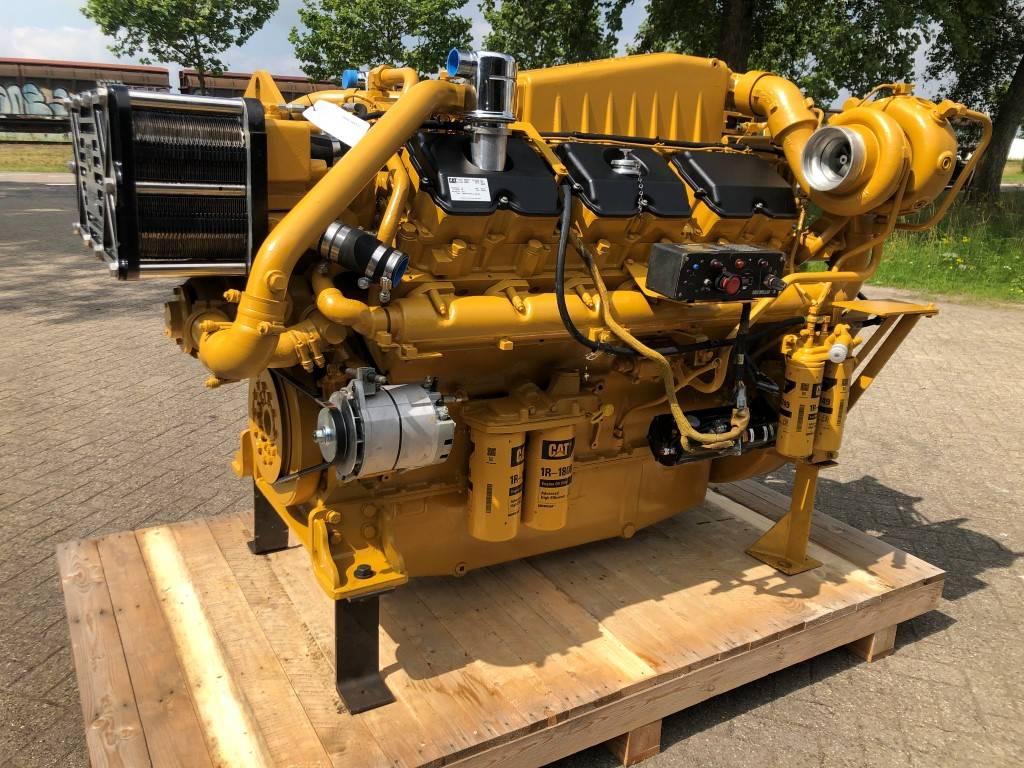 Rebuild Caterpillar C32 Marine Prop - 1115HP - RXB, Marine Applications, Construction