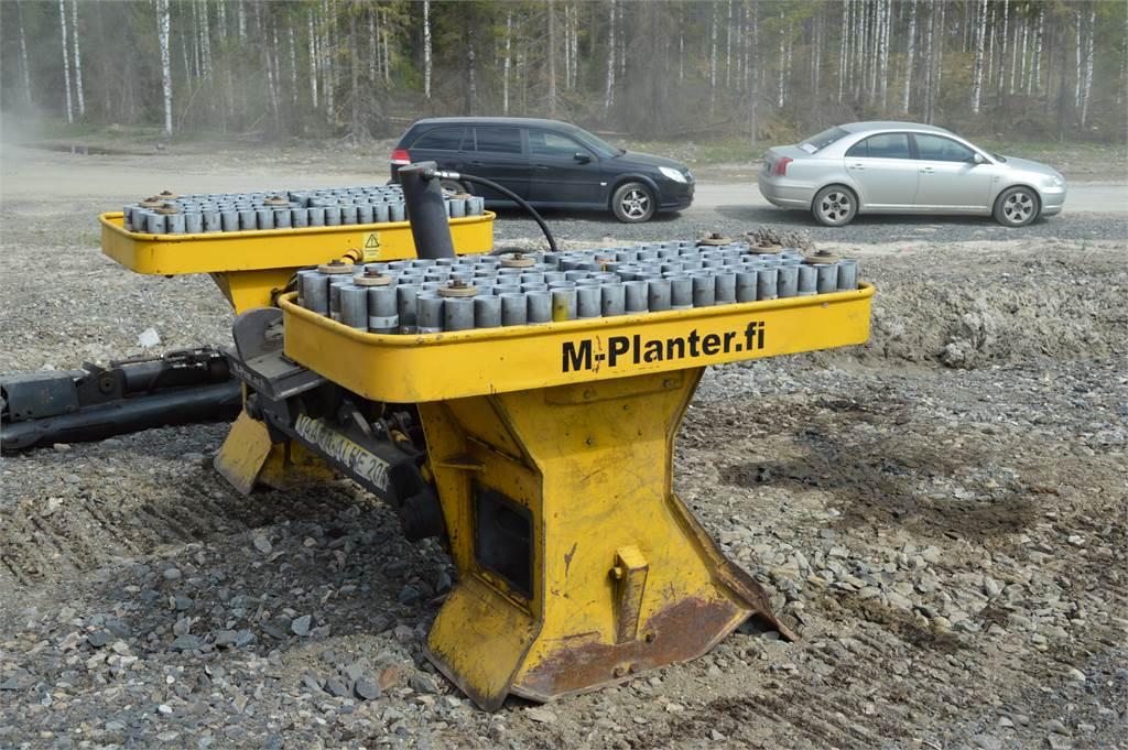 [Other] M-Planter M-240, Muut, Maarakennus