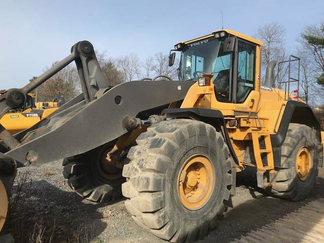 Volvo L180G, Wheel Loaders, Construction Equipment