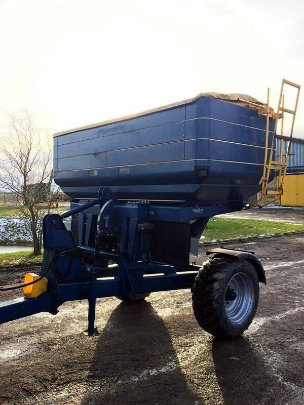 Bogballe M3W, Mineral spreaders, Agriculture