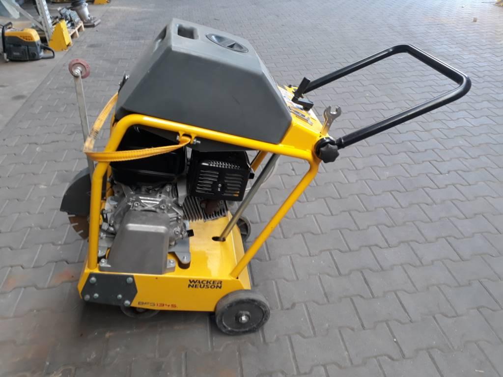 Wacker Neuson BFS1345, Rock and Concrete Saws, Products