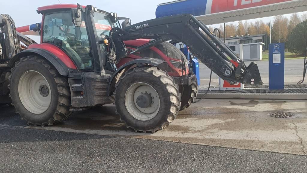 Valtra T 234 Hitech, Traktorit, Maatalous
