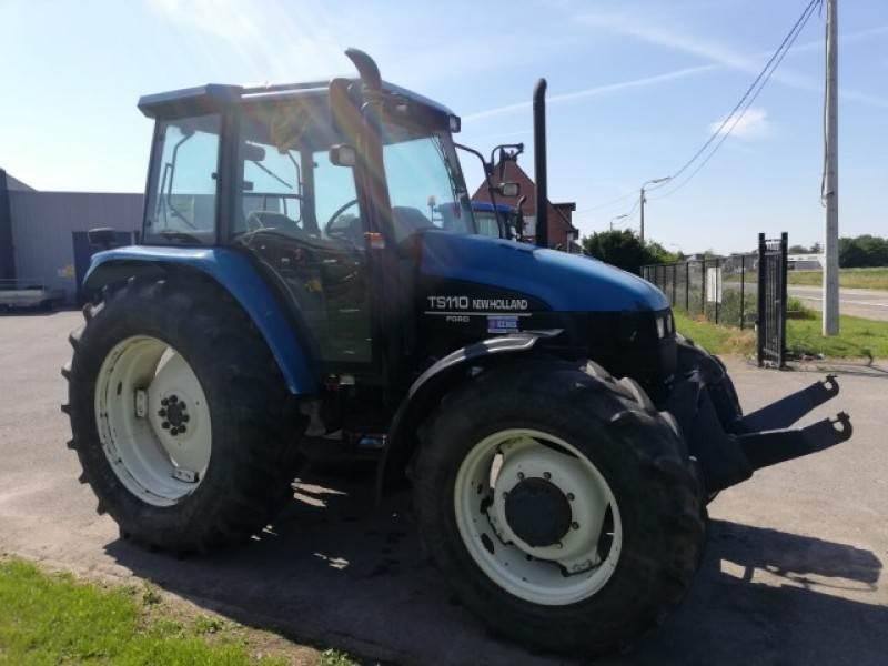 New Holland TS110, Tractoren, Landbouw