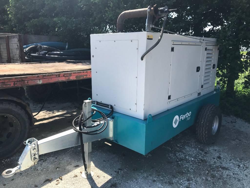 Ferbo ICX088-50/FL motorpomp, Irrigatie pompen, All Used Machines