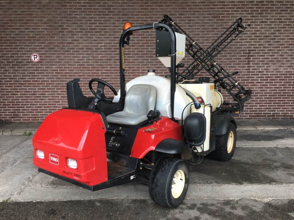 Toro 41188, Turf spraying equipment, Turfcare