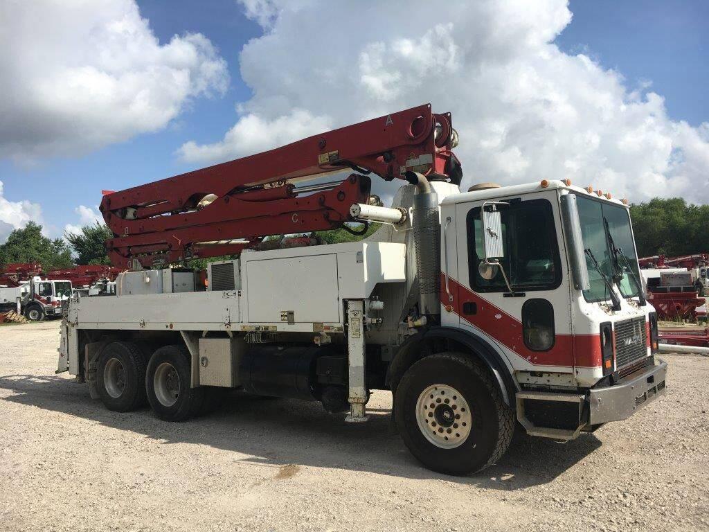 Putzmeister BSF28Z.12L, Boom Pumps, Construction Equipment
