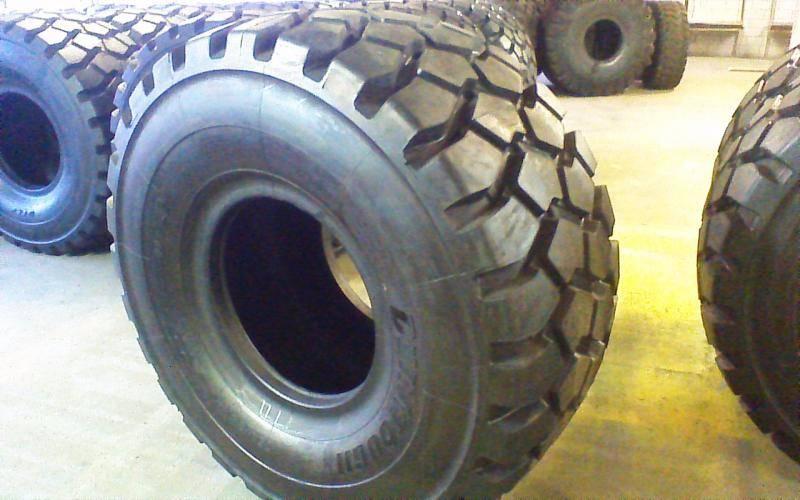 Duratough 750/65R25, Renkaat, Maarakennus