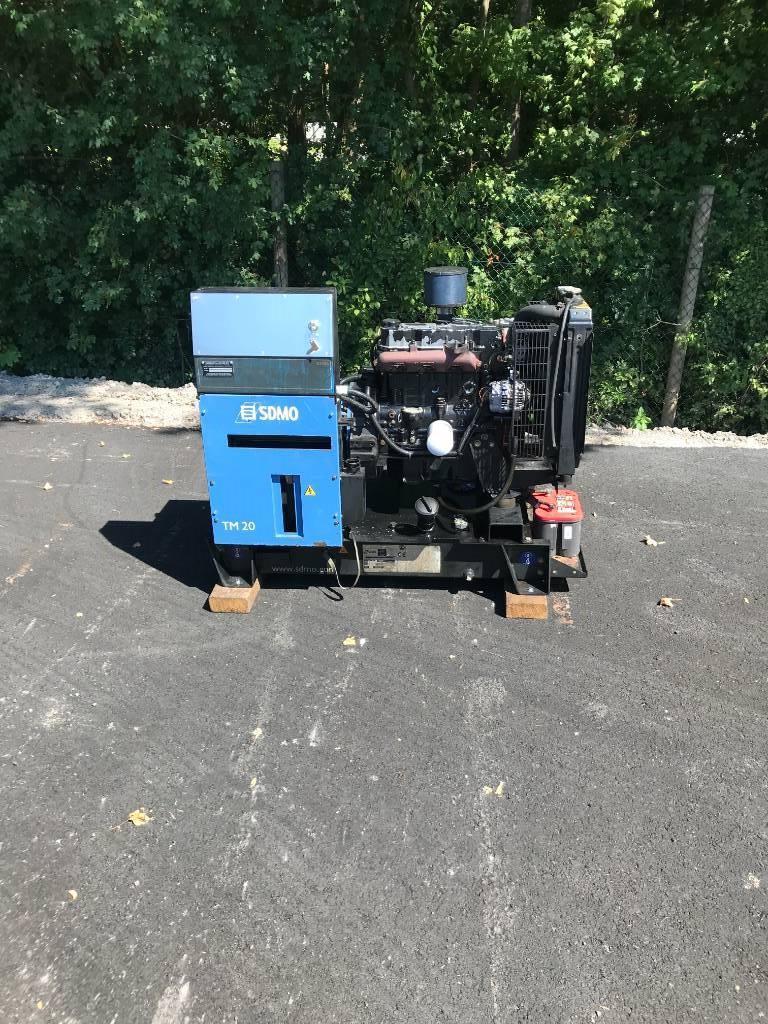 [Other] INTERMETAL MOTOR MITSUBISHI - MECC ALTE - 17 KVA, Diesel generatoren, Bouw