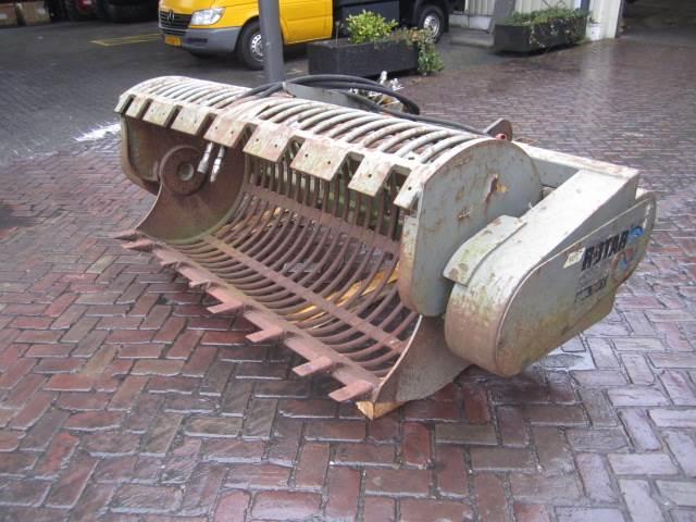 Rotar Steentrommel HPL-750 (108253), Bakken, Bouw
