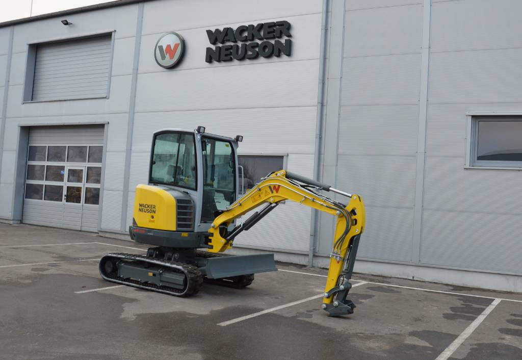 Wacker Neuson EZ26, Tracked / Mini excavators, Construction Equipment