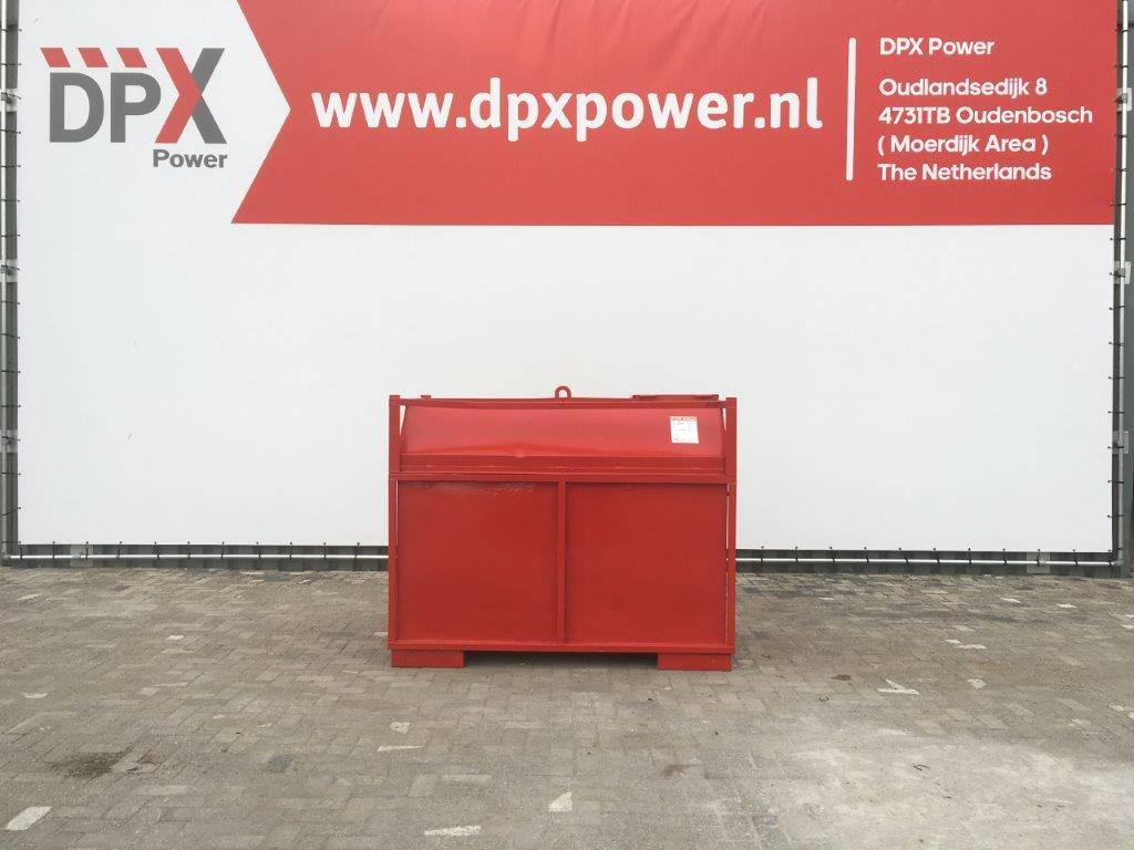 [Other] Diesel Fuel Tank 1250 Liter - DPX-10885, Anders, Bouw