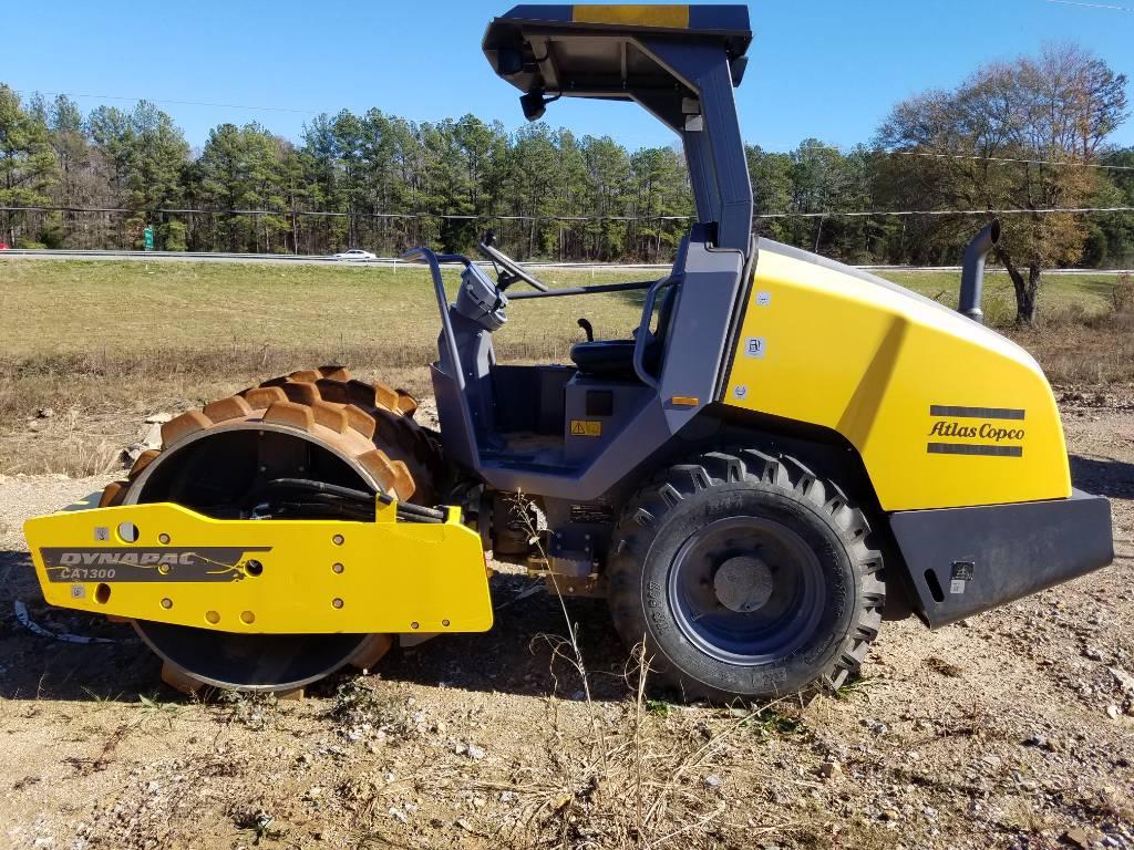 Atlas Copco Dynapac CA1300PD, Soil Compactors, Construction Equipment