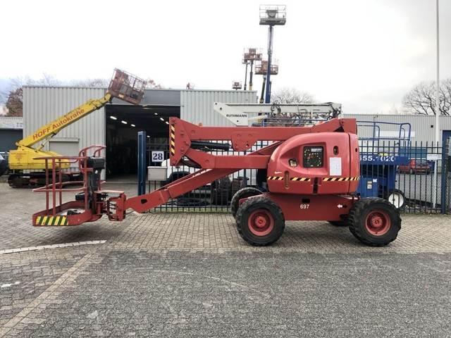 JLG 4x4 Knikarm hoogwerker 450A, Andere liften en hoogwerkers, Bouw