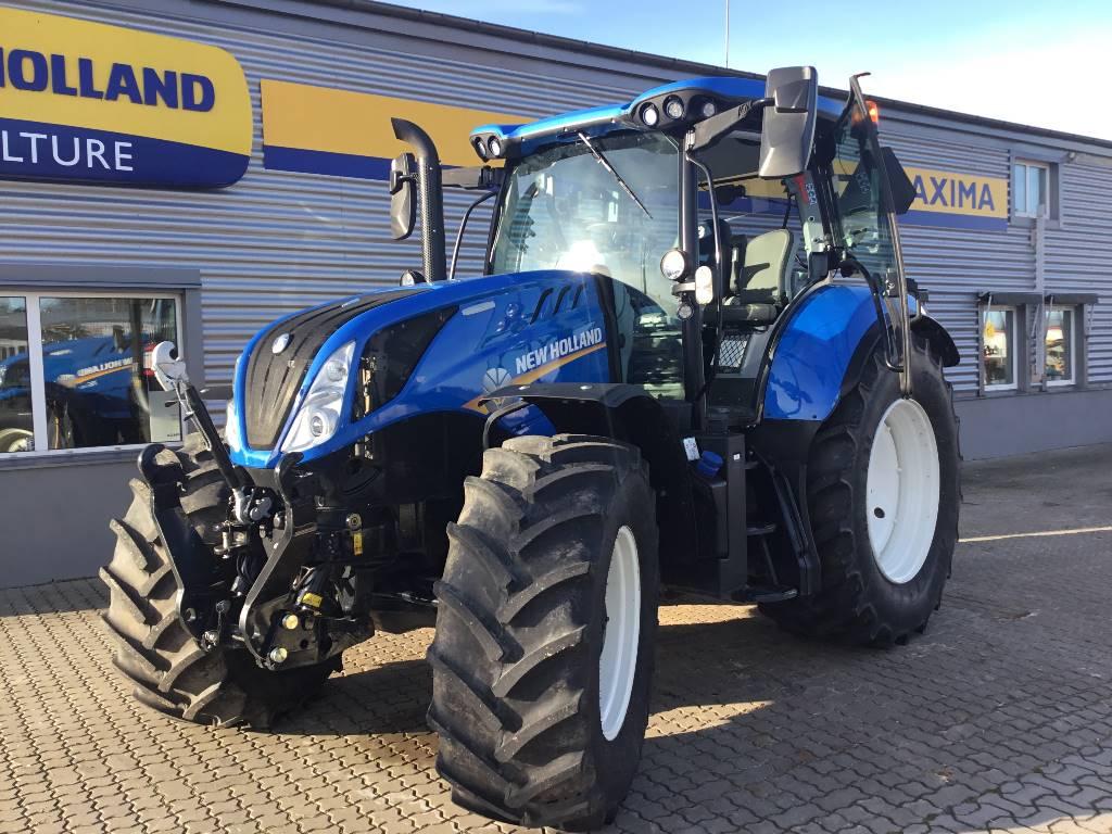 New Holland T 6.175, Traktorer, Lantbruk
