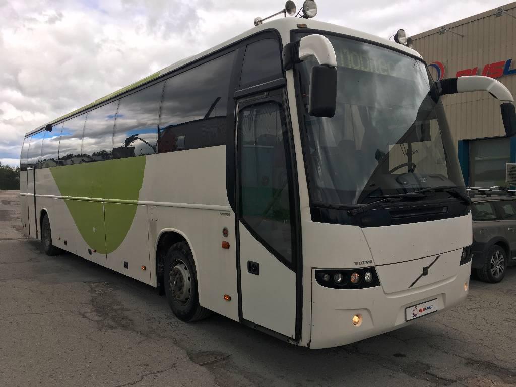 Volvo 9700H, Reisibussid, Transport