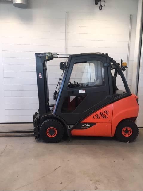 Linde H20D600/392, Diesel trucks, Material Handling