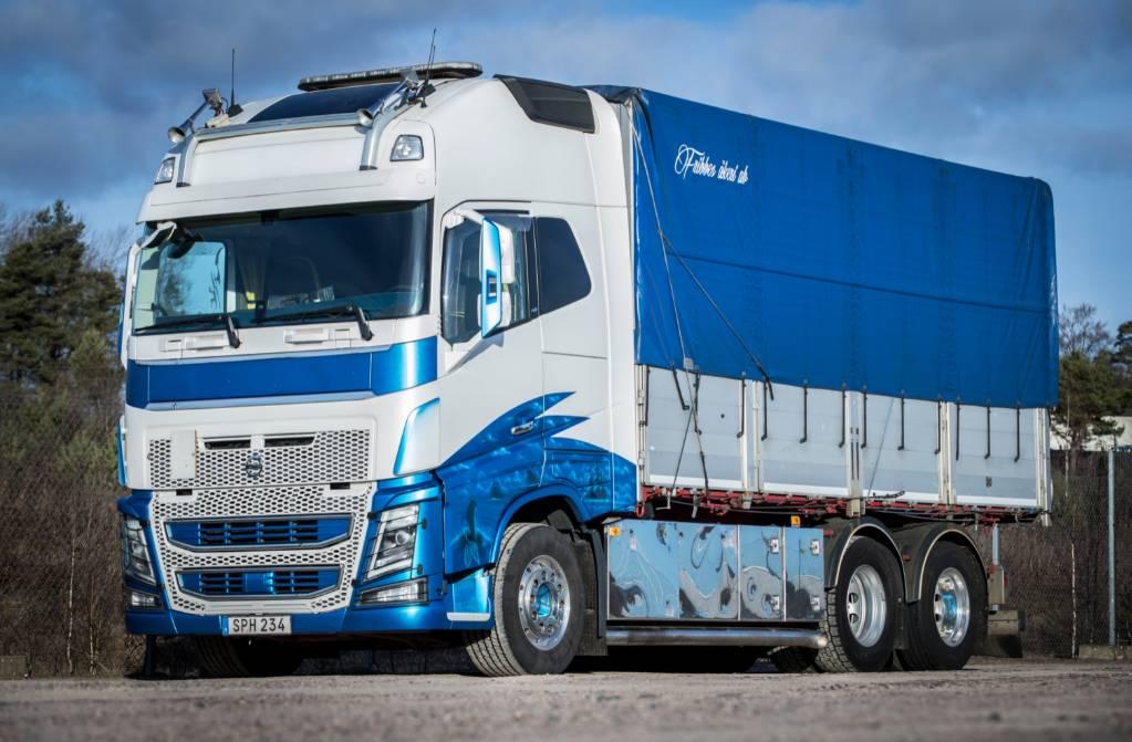 Volvo FH16 750 hk - 2014 Tipp, Spannmål, Farm and Grain Trucks, Trucks and Trailers