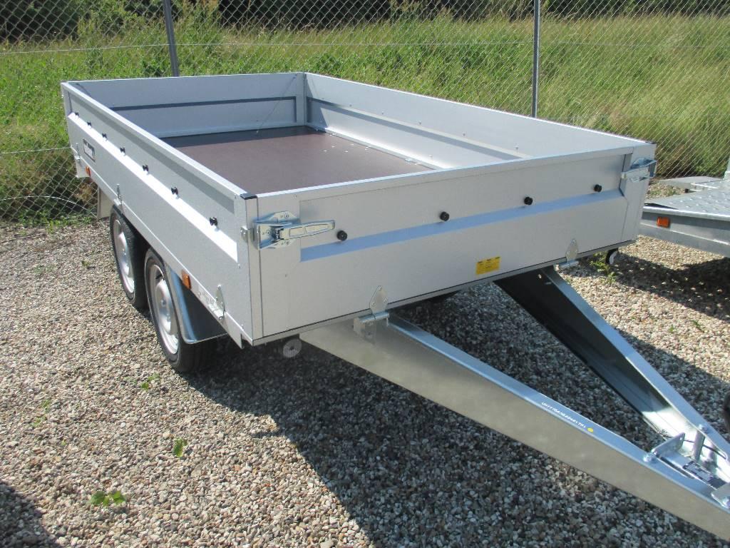 Variant 756 A Sål 750 Kg  trailer, Anhænger med lad/Flatbed, Transport