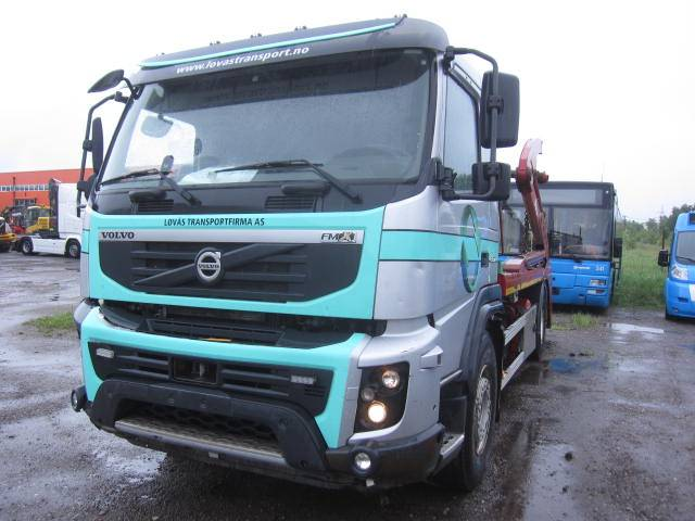 Volvo FMX330 4x2 For Parts, Transport chassis and suspension, Trucks and Trailers