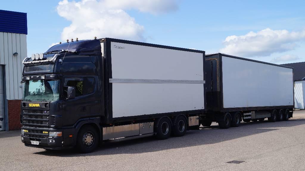 Scania R 580, Övriga bilar, Transportfordon