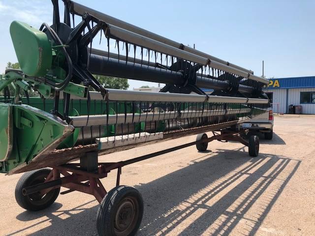 John Deere 922, Harvester Headers, Agriculture