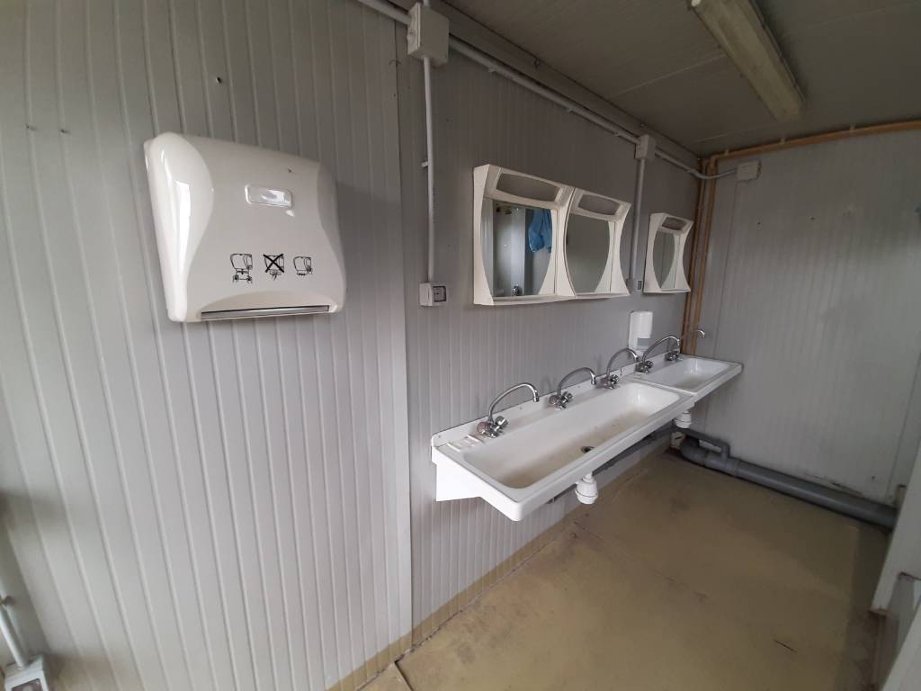 [Other] Douche unit shower unit, Speciale containers, Transport